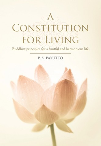 A Constitution for Living