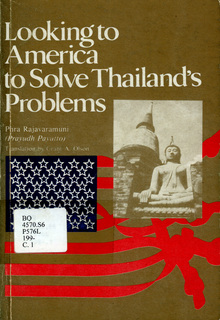 Looking to America To Solve Thailand's Problems