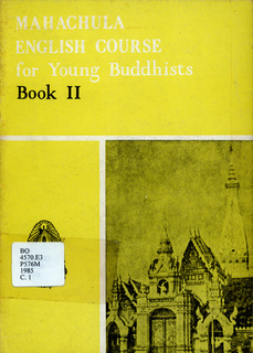 Mahachula English Course for Young Buddhists Book II